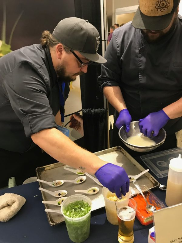 Photo Gallery: BC Seafood Expo - https://www