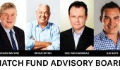 New members of the HATCH fund advisory board. (Credit: HATCH)