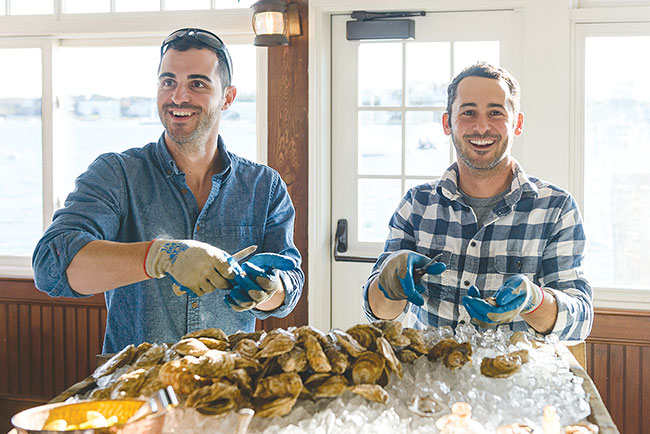 Oyster farms ride eco-tourism boom - Aquaculture North America